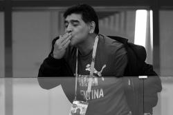 Сын Марадоны считает, что «Барселона» должна вывести десятый номер из обращения