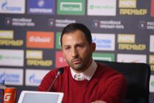 «Я всё ещё ваш тренер»: Тедеско обратился к фанатам «Спартака»
