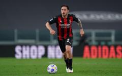 Калабрия назвал «Милан» лучшим клубом Серии А