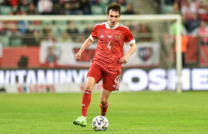 Защитник «Зенита» Караваев: «Интересно сыграть против топ-клубов в Лиге чемпионов»