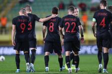 В матче Хорватия – Чехия не были доиграны 20 секунд