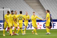 Реакция УЕФА на форму сборной Украины с изображением Крыма