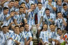 Матч между сборными Италии и Аргентины пройдёт в июне 2022 года