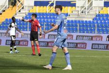 Миранчук отдал голевую передачу на Пашалича в матче с «Дженоа»