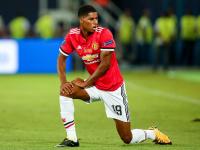 «Манчестер Юнайтед» забил пять мячей «РБ Лейпцигу», киевское «Динамо» упустило победу в Венгрии