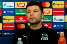 Обедзинский: «И ежу понятно, что в Загребе «Краснодар» разорвут на куски»