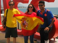 Испанская молодёжка в овертайме обыграла Хорватию