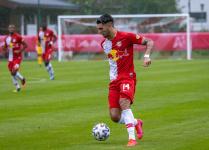 Собослаи возобновил тренировки – игрок ни разу не сыграл за «РБ Лейпциг» после трансфера