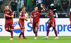 Как «Бавария» громила прошлую команду Нагельсманна - видео