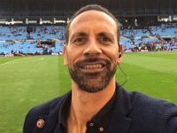 Фердинанд: «Роналду сказал, что Фернандеш - фантастический футболист»
