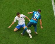 Защитник «Сочи» Терехов отметился первым дублем в карьере