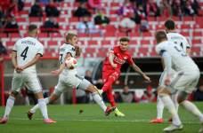 Форвард «Спартака» Ларссон может провести вторую часть сезона в турецком чемпионате