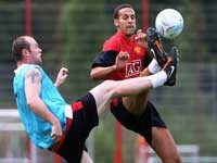 После Чемпионата мира Руни и Фердинанду будет предоставлен отпуск