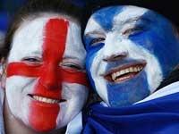 Тренер сборной Шотландии пожелал англичанам удачи на Чемпионате мира
