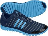 adidas представляет новую яркую обувь FLUID TRAINER осень/зима 2010 для мужчин и женщин