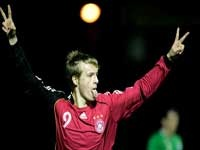 Феликс Кроос мечтает сыграть в Бундеслиге
