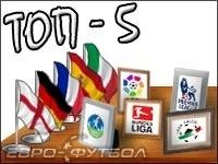 ТОП-5 лучших матчей 2010 года