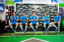 adidas открыл первый футбольный магазин в Москве