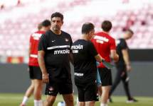 Стала известна позиция «Спартака» по главному тренеру Витории