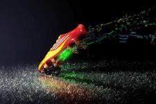 Adidas представляет adizero f50 miCoach - первые в мире «умные» бутсы
