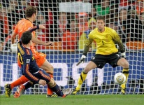 """Стекеленбург: """"Возможно, не смогу сыграть на Евро-2012"""""""