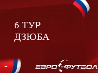 Дзюба - худший футболист 6-го тура чемпионата России