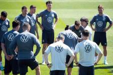 Немецкий журналист Фостер: «Никогда не можем быть уверены в том, на что способна сборная Германии на «Уэмбли»