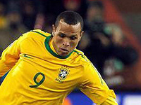Луис Фабиано – лучший игрок первой недели Кубка Либертадорес