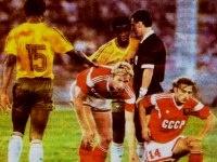 Последняя осень советского футбола