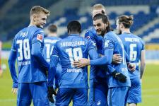 «Хоффенхайм» забил четыре мяча в ворота «Вердера»