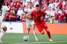 Меле выругался по-русски после победы датчан