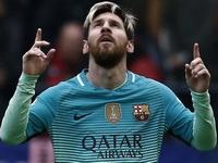 """Чемпионская комбинация """"Барселоны"""", дальний удар Медрана и проход Атсу: 5 лучших голов последнего тура Примеры"""