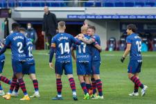 «Уэска» вырвала победу в игре с «Реал Сосьедадом»