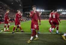 «Ливерпуль» на последних секундах упустил победу над «Ньюкаслом»