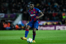 «Барселона» не получала предложений по Юмтити