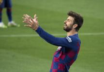 Пике: «Будет тяжело смотреть на уход Месси из «Барселоны»