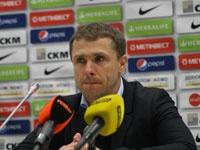 """Сергей Ребров: """"Я вообще не разделяю проблемы в защите"""""""