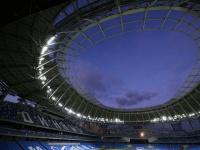 Стадион «Динамо» примет только один матч сборной России