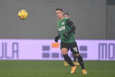 «Сассуоло» обыграл несостоявшихся участников Суперлиги из «Милана»