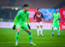 Корреа прилетел в Милан для подписания контракта с «Интером»