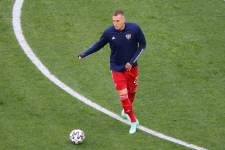 Карпин ответил на вопрос, почему Дзюба не кайфует от футбола в сборной России