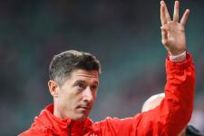Левандовски: «Даже после удаления считал, что сможем забить второй гол»
