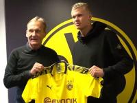 Холанн признан лучшим молодым футболистом Европы