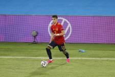 Торрес играл в финале Лиги наций с переломом