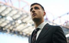 «Милан» не станет выкупать Далота у «МЮ»