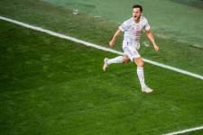 Сарабия не сыграет против Италии