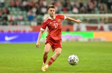 Головин: «Первый шаг - игра с Бельгией, большой шаг - выход в плей-офф»