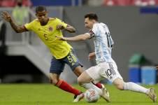 Оценочная стоимость Барриоса после Кубка Америки выросла на 3 млн евро
