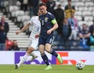 Робертсон – о матче против сборной Хорватии: «Жду захватывающую игру»