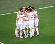 Испания выбила Аргентину из олимпийского футбольного турнира – видео